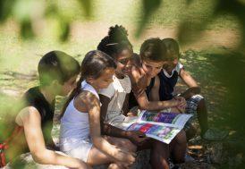 10 dicas para incentivar seus filhos à leitura desde cedo