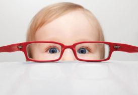 Como os bebês enxergam?